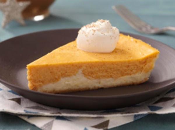 Paradise Pumpkin Pie (from Philadelphia Cream Cheese Cookbook) Recipe
