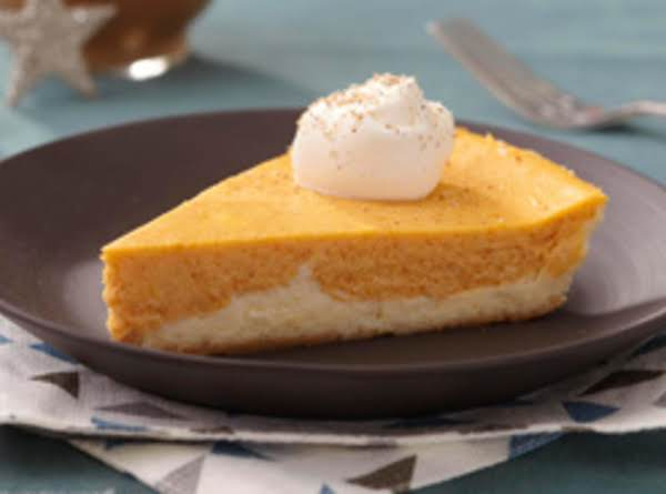 Paradise Pumpkin Pie (from Philadelphia Cream Cheese Cookbook) Recipe