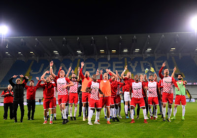 """Kapitein Rebecq kijkt enthousiast uit naar duel met Standard: """"Tegen Anderlecht hadden we misschien meer kans gehad ..."""""""