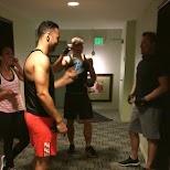 gym time in Miami, Florida, United States