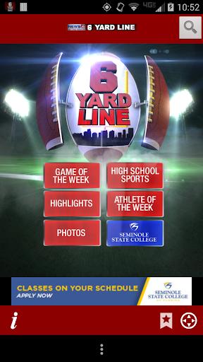 WKMG 6 Yard Line