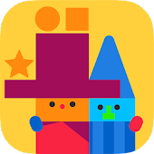 lernin: Shapes and Colors educational games