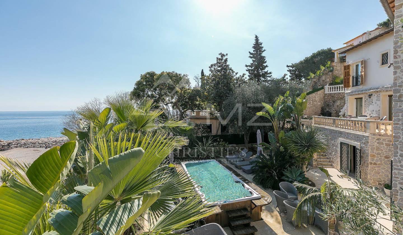 Villa avec piscine et terrasse Cap-d'Ail