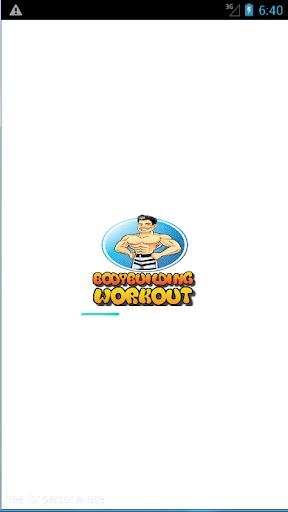 Bodybuilding Workout program