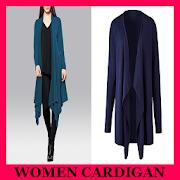 Women Cardigan Designs icon