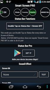 Smart Screen On Off PRO v4.0