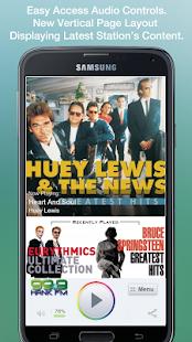 99.9 HANK FM- screenshot thumbnail