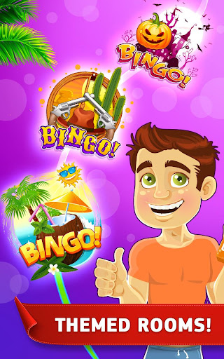 Tropical Beach Bingo World - screenshot