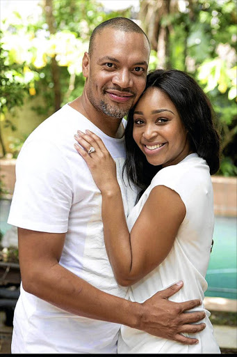 Minnie Dlamini and Quinton Jones announced their engagement this week.