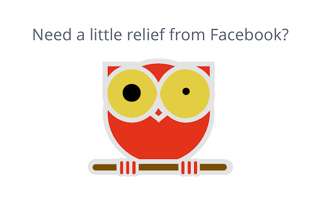 Social Relief - Relief from your social feed.