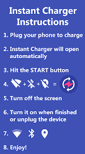 Instant Charger - Battery Care screenshot