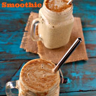 Protein Pumpkin Smoothie