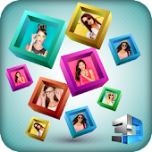 3D Photo Collage Maker