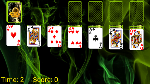 Solitaire painmod.com screenshots 1