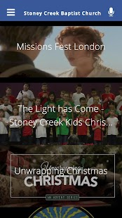 Stoney Creek Baptist Church- screenshot thumbnail