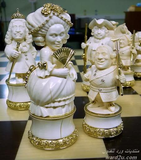 خزفيات جميله من بلد العجائب