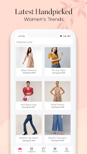 Myntra for PC Download – How to use Myntra App on Computer? 2