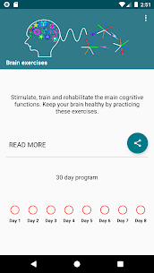 Exercises for the brain 1.1.33 Mod + Data for Android 1