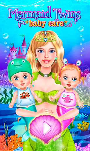 Mermaid Twins Baby Care