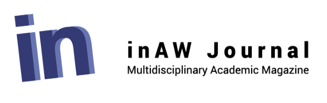 Logotyp inAW Journal