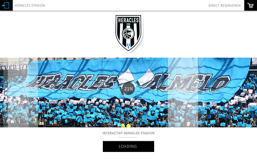 Heracles Interactive Stadium