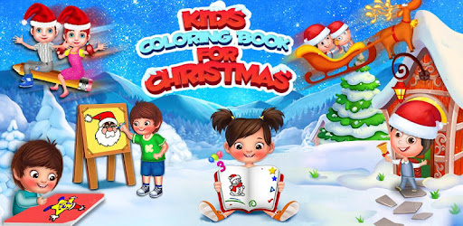 Приложения в Google Play – <b>Kids</b> Coloring Book For Christmas