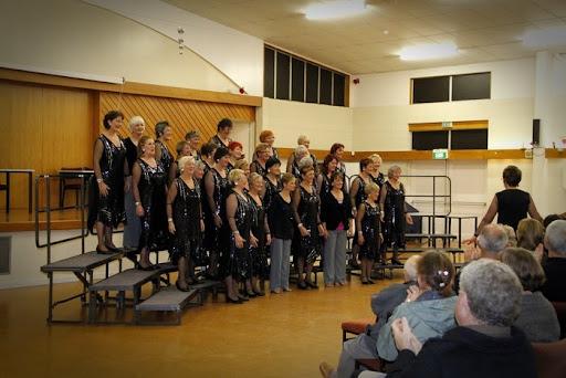 Nelson Harmony Chorus