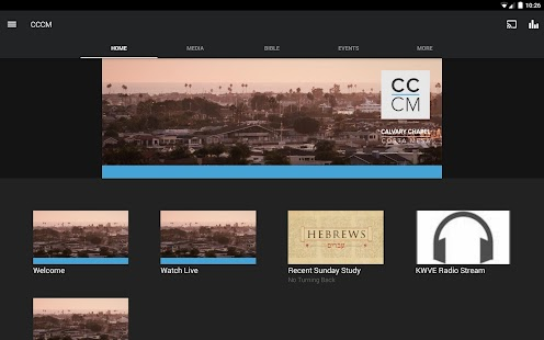 Calvary Chapel Costa Mesa- screenshot thumbnail