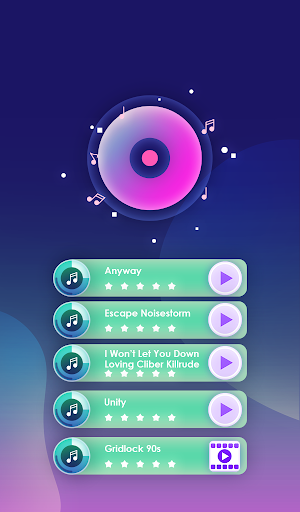 Dancing Helix: Colorful Twister - screenshot