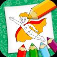Super Coloring: Mix - Kids icon