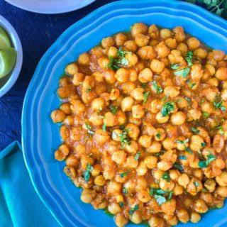 Chana Masala - Chickpeas Curry Recipe, How to make Chana Masala.