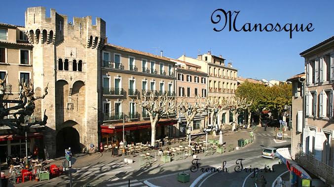 Manosque (Маноск), Прованс, Франция - достопримечательности, путеводитель по городу