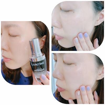Siの小分享 ~ Lancôme升級版嫩肌活膚精華 ❤️升級版嫩肌活膚眼霜 ...