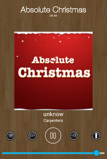 New Christmas Radio