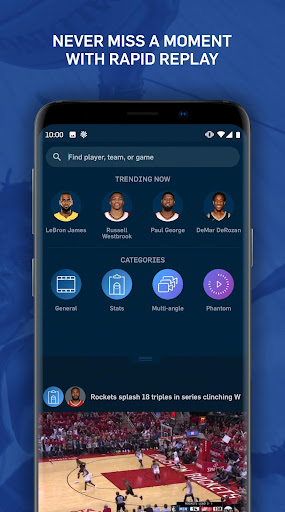 NBA App 9.1107 screenshots 5