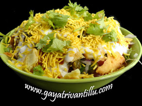Photo: My Experiment in Kitchen - striving towards perfection!!!  Sprouts - Dahi Misaal  Mixed with Yogurt and garnished,  the bland sprouts can be made tasty to see and eat too!!!  #Telugu-Vantalu #Andhra-Cuisine #Andhra-Food #Andhra-Recipes #Andhra-Vantalu #Indian-Cooking #Indian-Cuisine #Indian-Food #Indian-Recipes