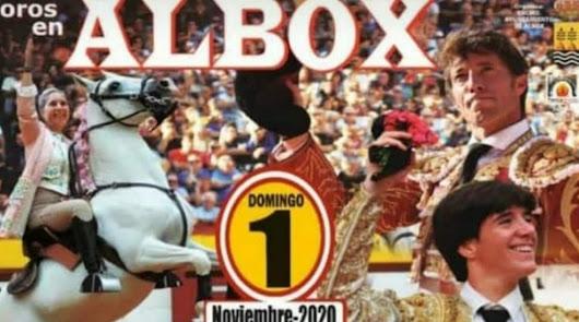Albox cancela su corrida de toros para el 1 de noviembre