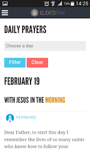 Click To Pray- screenshot thumbnail