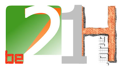 Photo: logo v3 of be21zh.org, my first domain, at http://be21zh.org