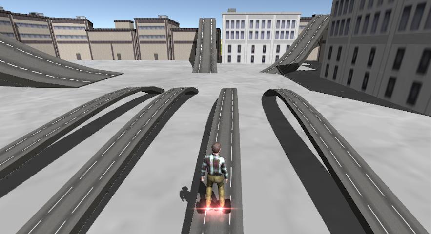 android Segway Screenshot 4