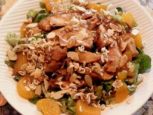 Dee's Chinese Chicken Salad Recipe