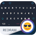 Redraw Keyboard + Emoji icon