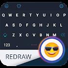 Redraw Keyboard + Emoji icon