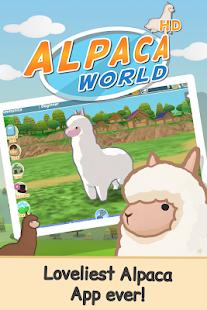 Alpaca World HD+ - náhled