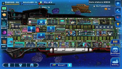 Télécharger Gratuit Pixel Starships™ mod apk screenshots 5