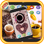coffee wallpaper APK icon