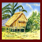 Philippines Bahay Kubo Video icon