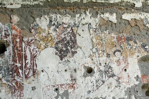 Эгриташ Eğri Tas Kilise Церковь в крутой скале Ихлара