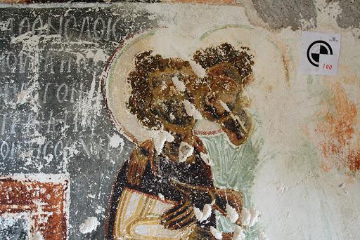 поцелуй Иуды, Церковь Карагедик, Karagedik Kilise, Ихлара