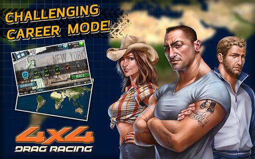 Drag Racing 4x4 screenshot 12